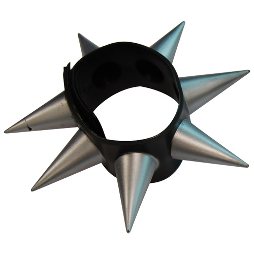 Punk Rock Spike Cuff - Adult image