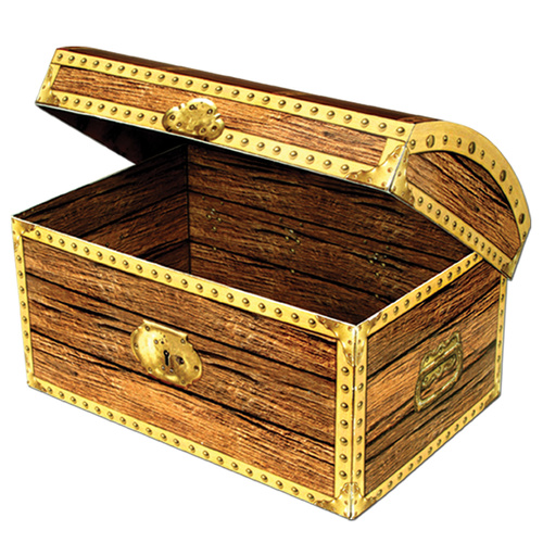 Treasure Chest Box image