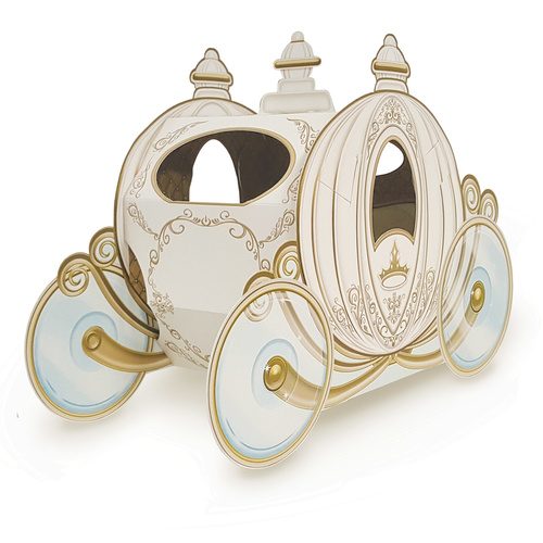 3-D Carriage Centerpiece image