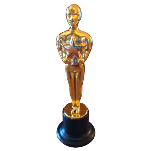Gold Star Award Trophy image