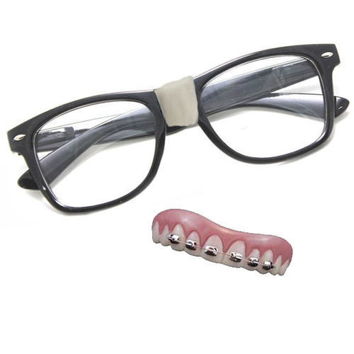 Billy Bob Nerd Accessories Kit image