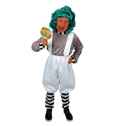 Ommpa Loompa Child image