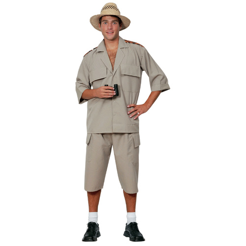 Safari Suit - Adult - Small/Medium image