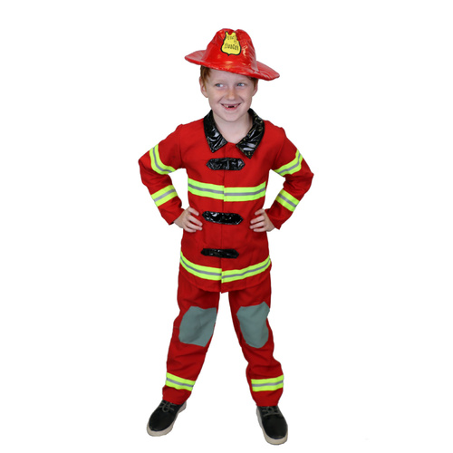 Fireman - Child - Large image