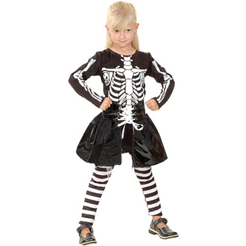 Lil Skeleton Girl - Child - Large image