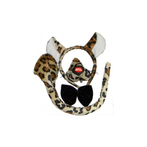 Animal Costume Set - LEOPARD (No Sound) image