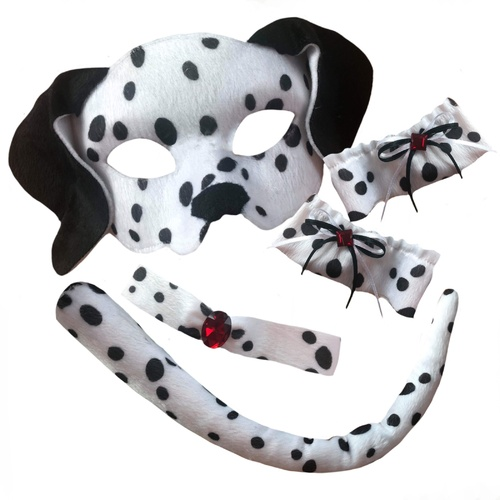 Deluxe 5pc Animal Set - Dalmatian image
