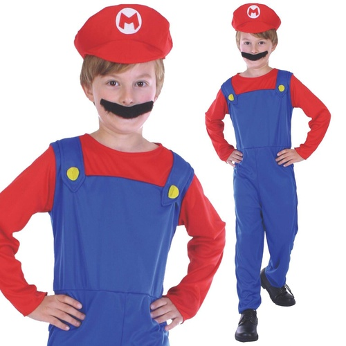 Super Plumber Child - Large