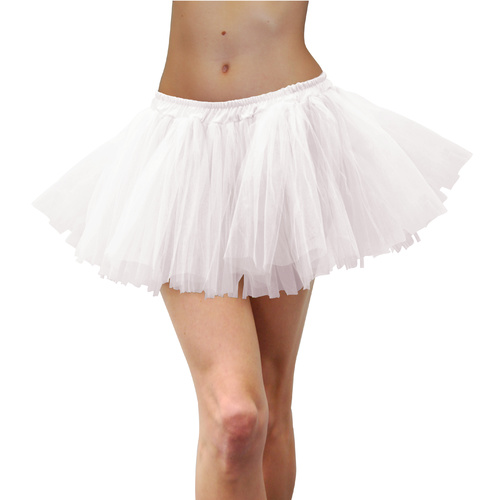 Adult Tulle Tutu - White