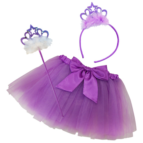 Fairy Dress-Up Set - Purple image