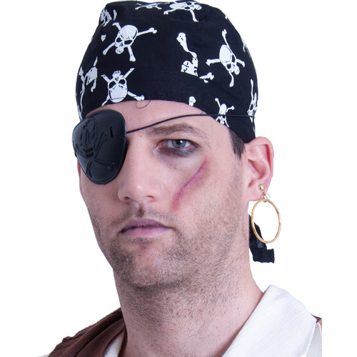 Plastic Eyepatch and Earring image