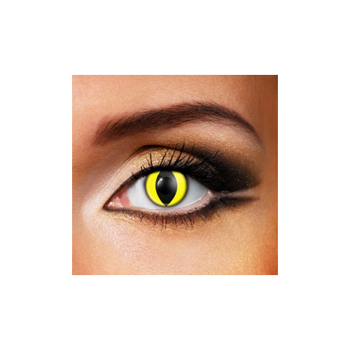 Eye Fusion One Day - Yellow Cat Eye image