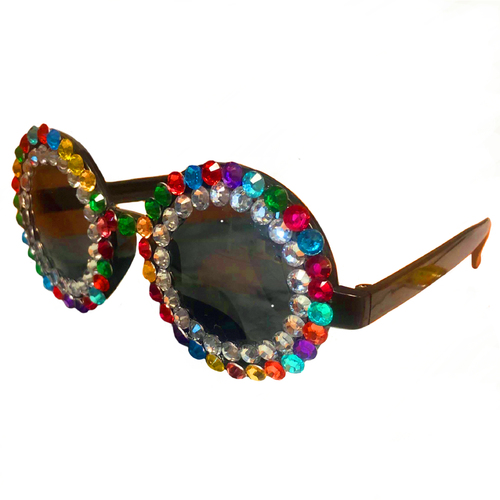 Over The Rainbow Jewelled Glasses image