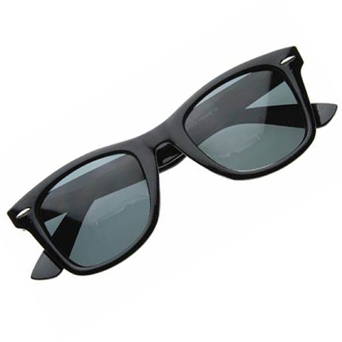 Blues Glasses - Black image