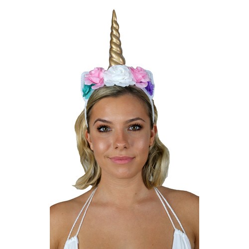 Deluxe Unicorn Headband image