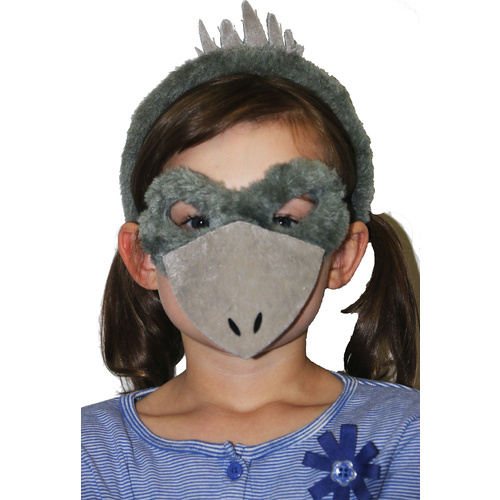 Animal Headband & Mask Set - EMU image