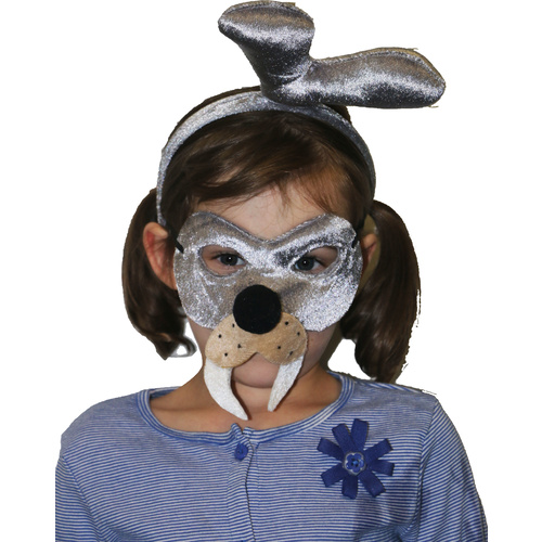 Animal Headband & Mask Set - Walrus image