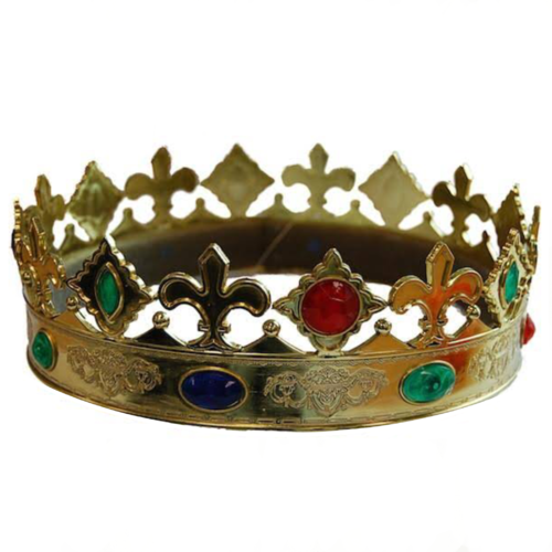 Kings Crown - Gold Plated image