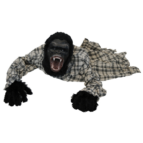 Animated Gorilla Torso w/Light Up Eyes image