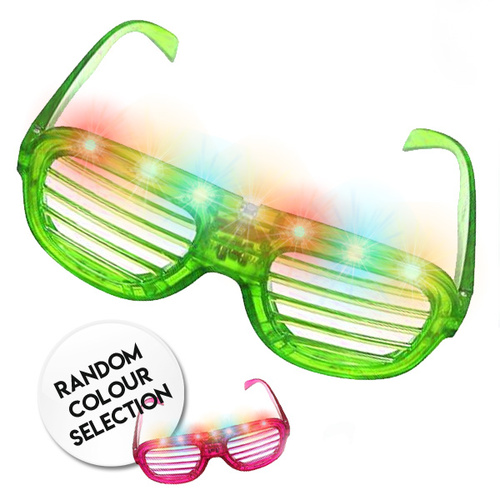 Illumination LED Slot Glasses image