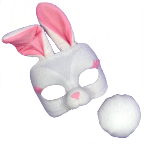 Deluxe Animal Set - Rabbit image