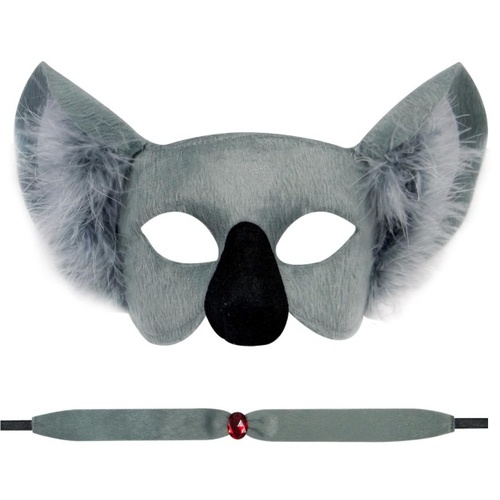 Deluxe Adult Animal Mask - Koala image