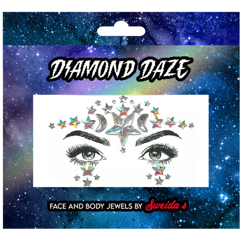 Face Jewels - Celestial image