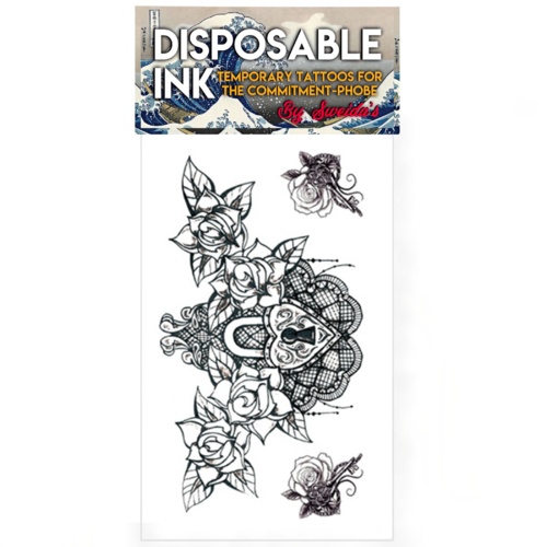 Disposable Ink - The Garden image