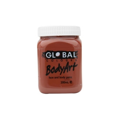 Body Art 200ml Jar - BROWN image