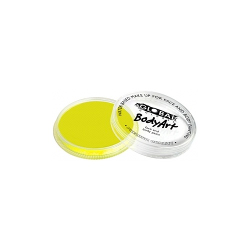 BodyArt Make Up 32g - Fluoro Yellow image