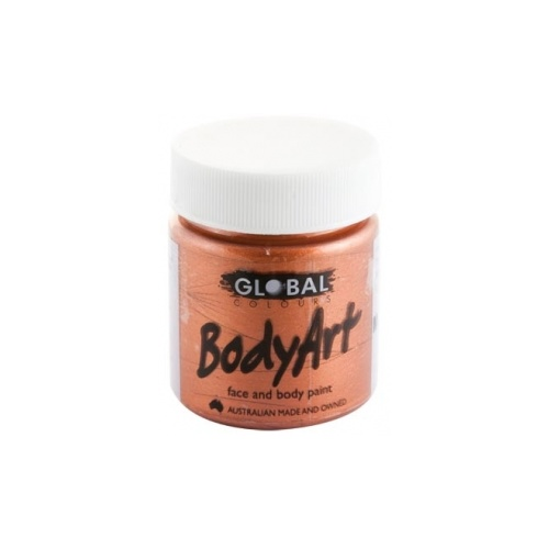 Body Art 45ml Jar - METALLIC COPPER image