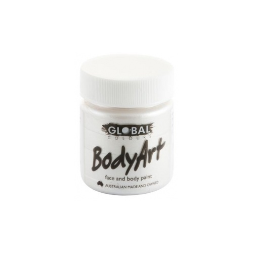 Body Art 45ml Jar - METALLIC PEARL image