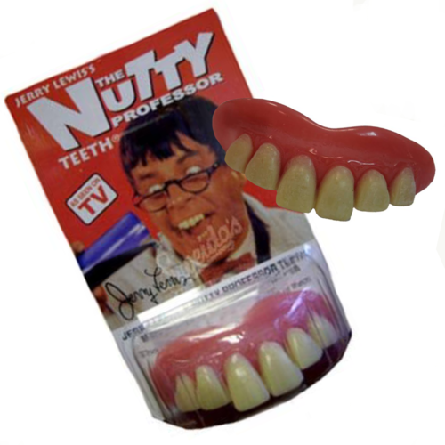 Billy Bob Teeth - Nutty Professor image