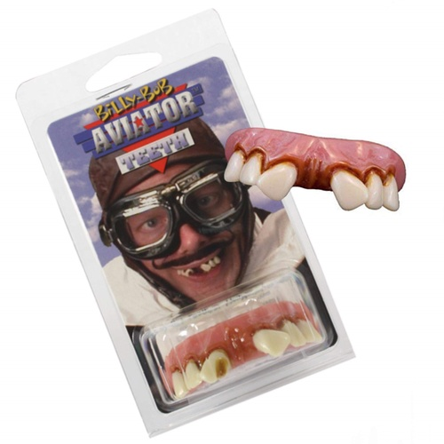 Aviator Teeth - Billy Bob image