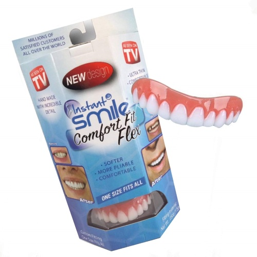 Instant Smile Teeth Small - Billy Bob image