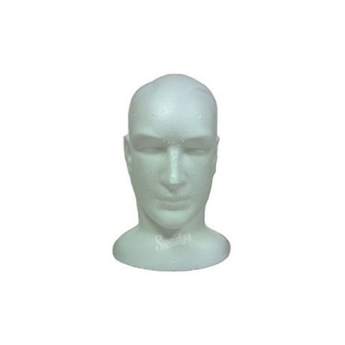 Foam Wig Block Head - Male